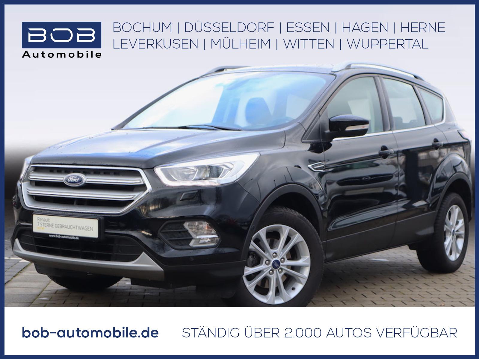 Ford Kuga 1.5 EcoBoost Titanium NAVI SHZ PDC, Jahr 2019, Benzin