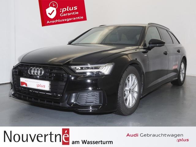 """Audi A6 Avant 45 TFSI 2x S-Line HD Matrix BuO 21"""", Jahr 2020, petrol"""