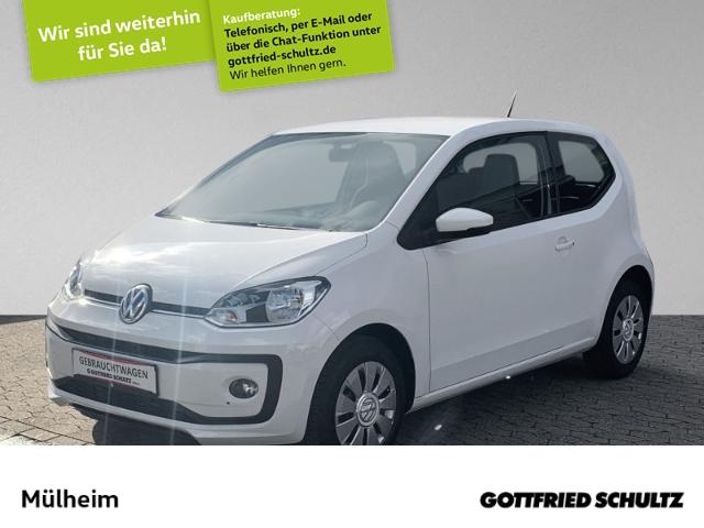 Volkswagen up! UP 1.0 KLIMA SIH move, Jahr 2018, Benzin
