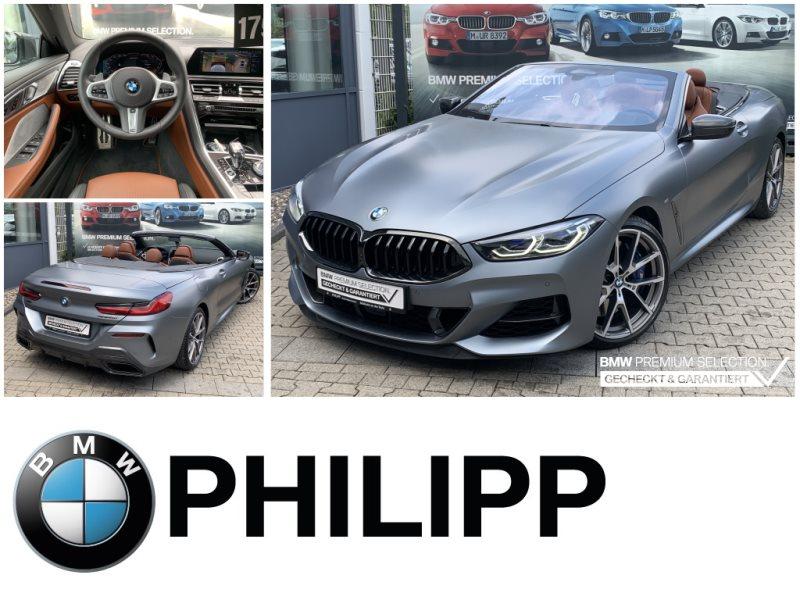 BMW M850i xDrive Sitzbelüftung B&W TV+ DAB Recorder, Jahr 2020, Benzin