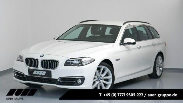 BMW 520d Touring (Luxury Line Navi Prof. Leder HIFI, Jahr 2014, Diesel