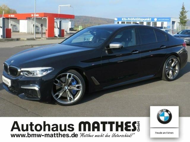 BMW M550 i xDrive Limousine Gestiksteuerung Head-Up, Jahr 2017, Benzin