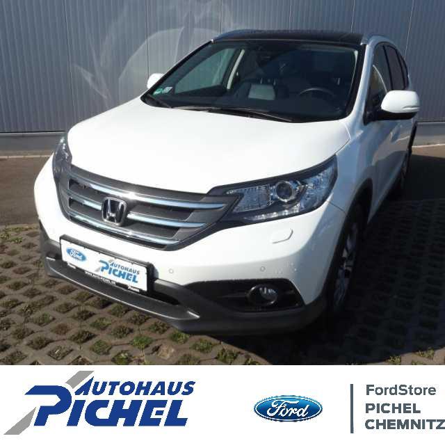 Honda CR-V 2.2 i-DTEC Executive 4WD+XENON+KAMERA+LEDER+PDC, Jahr 2014, Diesel