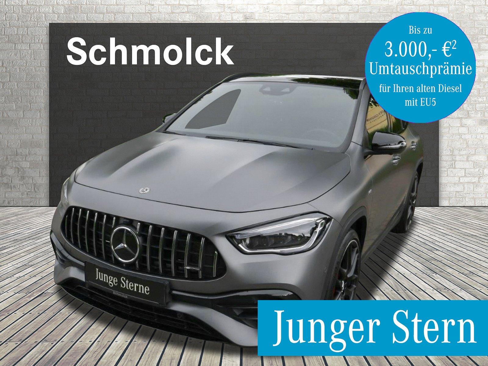 Mercedes-Benz GLA 45 AMG S 4M+ DSTR/PANO/DRIVER`S P/BURM +86K*, Jahr 2020, Benzin