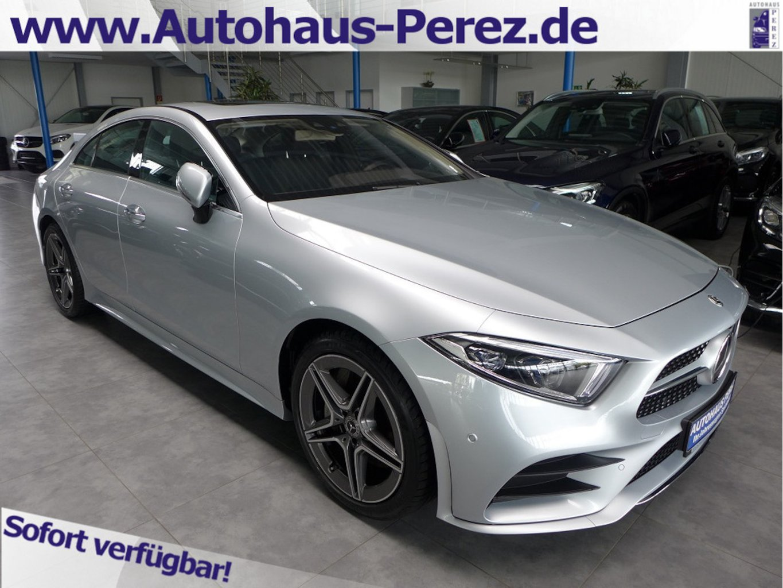 Mercedes-Benz CLS 450 4M AMG NP:98.600Euro DISTR.-MASSAGE-HUD-DAB, Jahr 2018, Benzin