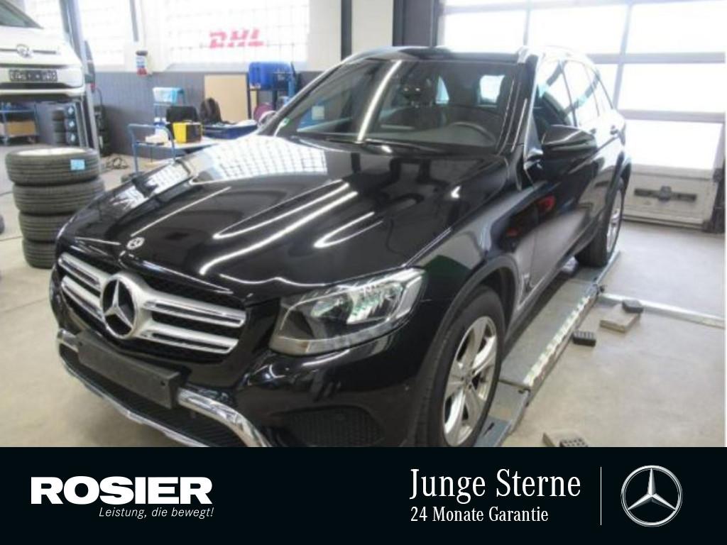 Mercedes-Benz GLC 350 d 4M Exclusive AMG Int Standhz. Navi Kam, Jahr 2018, Diesel