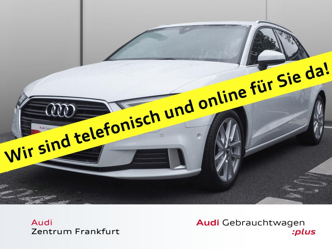 Audi A3 Sportback 1.4 TFSI ultra sport Navi Sitzheizu, Jahr 2016, Benzin