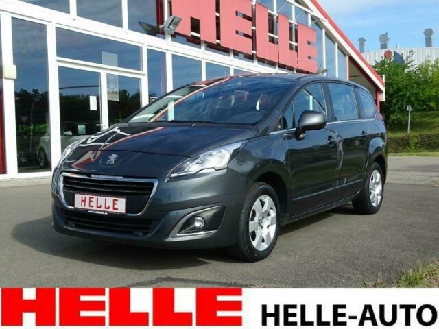 Peugeot 5008 Active*Navi,Kamera,SHZ,7 Sitze*, Jahr 2015, Diesel