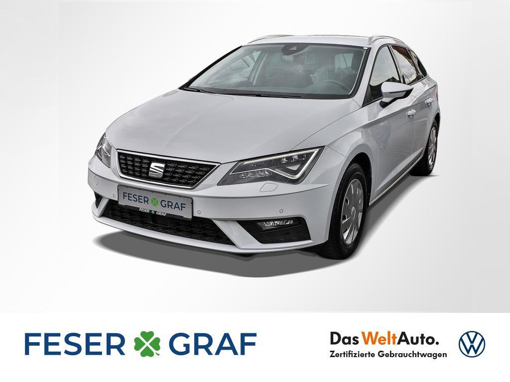 Seat Leon ST Style 1.6 TDI DSG Navi LED AHK Leder Kam, Jahr 2018, Diesel