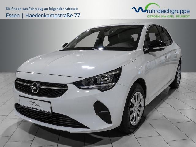 Opel Corsa F Edition+Klima+SHZ+DAB+Tempomat+CarPlay+, Jahr 2020, Benzin