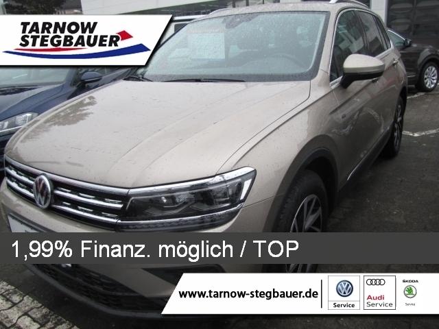 Volkswagen Tiguan 2.0 TDI DSG JOIN NAVI LED SHZ 5J Garantie, Jahr 2018, Diesel
