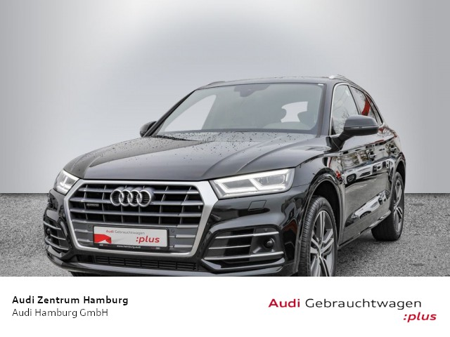 Audi Q5 50 TDI sport quattro tiptr. S LINE MATRIX STANDHEIZ, Jahr 2020, Diesel