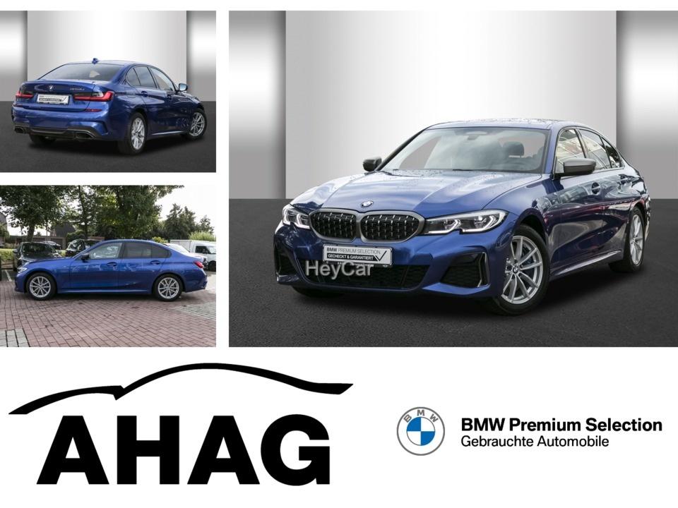 BMW M340d xDrive HUD Glasd. Adaptives M-Fahrwerk, Jahr 2020, Diesel