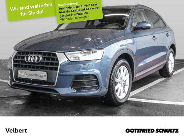 Audi Q3 2.0 TDI S-TRONIC NAVI GRA SHZ PDC, Jahr 2018, Diesel