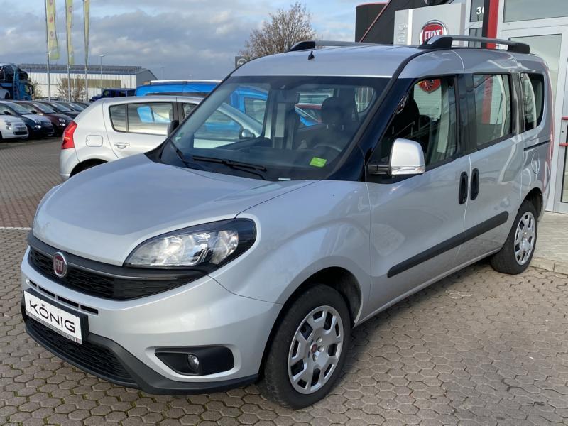 Fiat Doblo 1.4 T-Jet Kombi SX Klimaanlage EURO6, Jahr 2019, Benzin