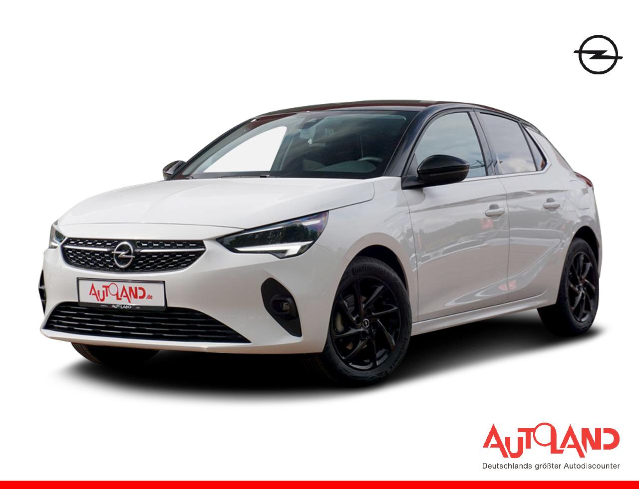 Opel Corsa, Jahr 2021, Benzin