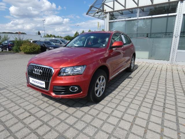 Audi Q5 2.0 TFSI, quattro KLIMA, Jahr 2014, Benzin