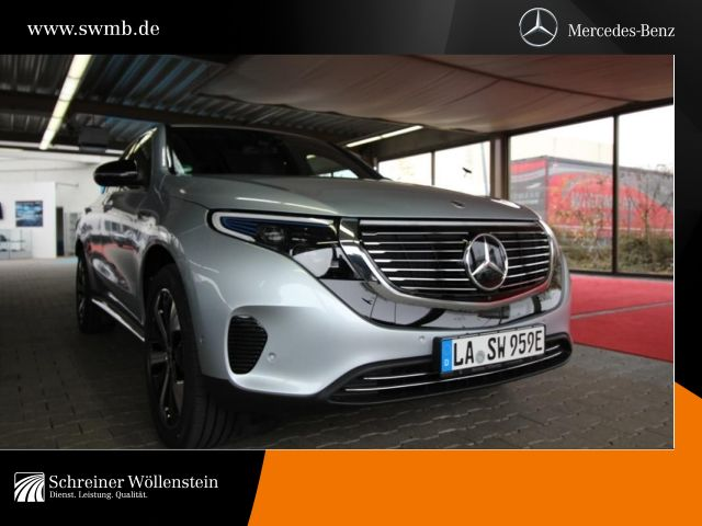 Mercedes-Benz EQC 400 4MATIC Multibeam*360°*Distr.*Navi*Memory, Jahr 2019, electric