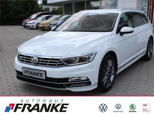 Volkswagen Passat Var. Comfortline 2,0 l TDI DSG LED NAVI, Jahr 2017, Diesel