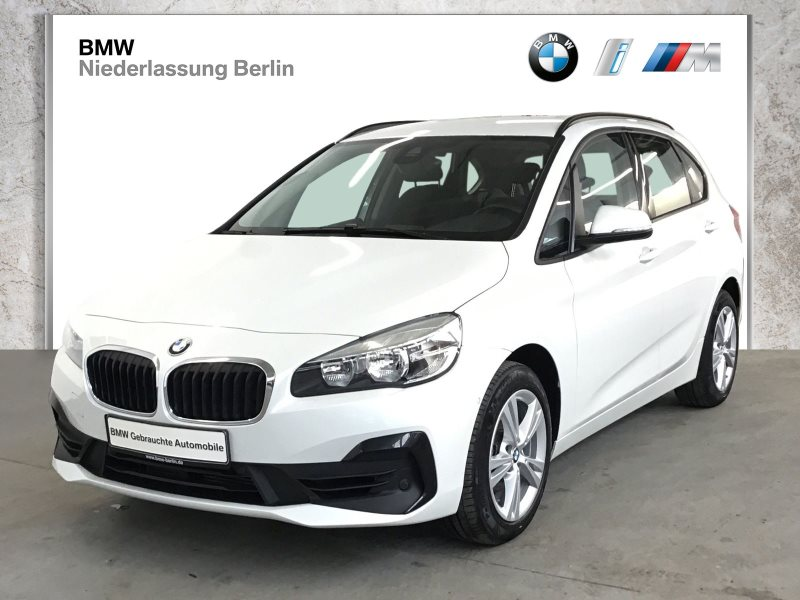 BMW 216i Active Tourer EU6d-Temp Klimaaut. Sitzheiz., Jahr 2018, Benzin