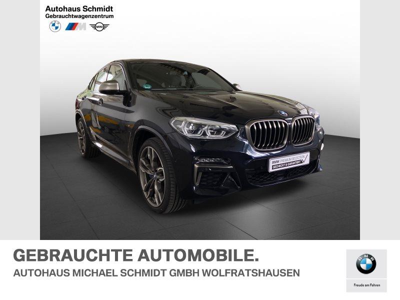 BMW X4 M40d 21 Zoll*Sitzbelüftung*Panorama*Standheizung*, Jahr 2020, Diesel