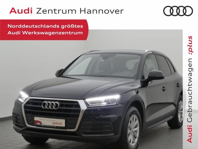 Audi Q5 2.0 TDI AHK, Lenkradhzg., Xenon, Navi, Jahr 2017, Diesel