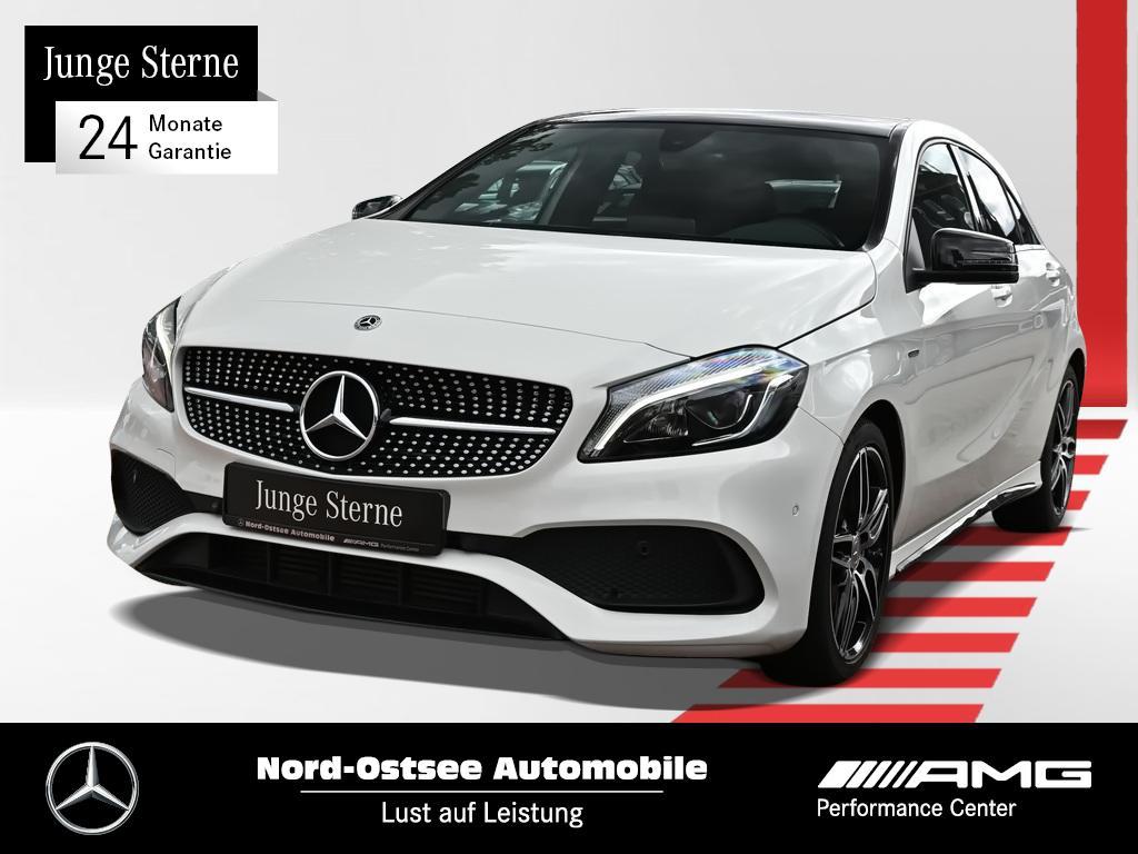 Mercedes-Benz A 250 AMG Peak Navi Night Keyless Pano LED Kamer, Jahr 2017, Benzin
