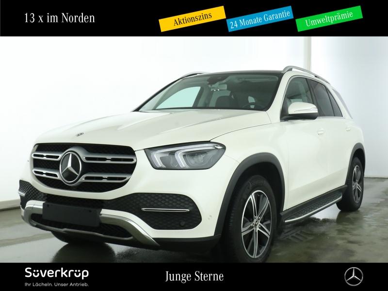 Mercedes-Benz GLE 300 d 4M Pano.-Dach/LED/AHK/Kamera/PDC, Jahr 2019, Diesel
