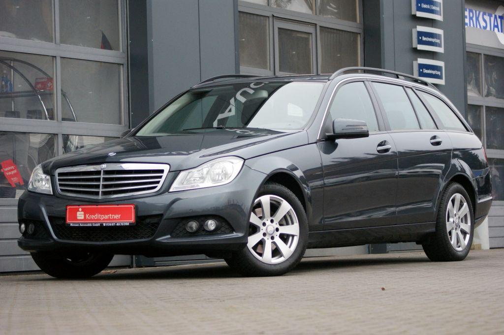 Mercedes-Benz C 250 T CDI DPF AHK abklappbar EASY-PACK Navi, Jahr 2013, Diesel