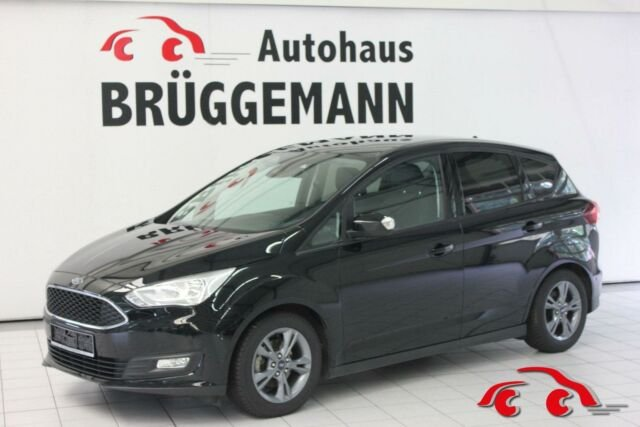 Ford C-MAX COMPACT 1,0 ECOBOOST COOLCONNECT NAVI LM, Jahr 2019, Benzin