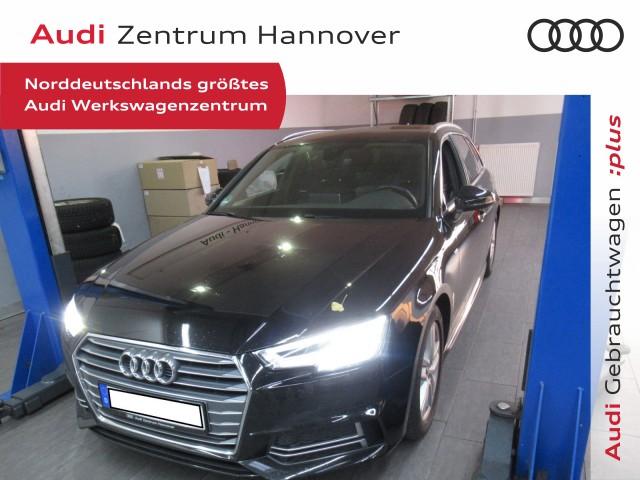 Audi A4 Avant 2.0 TDI Sport S line LED Alcantara Navi, Jahr 2017, Diesel