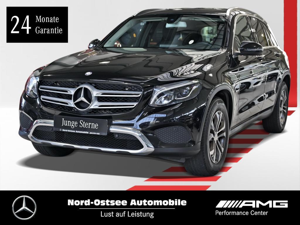 Mercedes-Benz GLC 220 d 4MATIC Klimaautomatik Sitzheizung, Jahr 2016, diesel