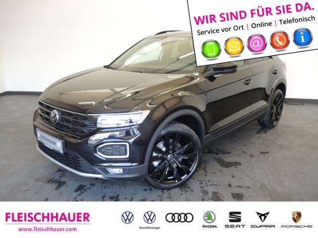 Volkswagen T-Roc Sport Black Style 1.5TSI DSG LED ACC 19'', Jahr 2020, Benzin