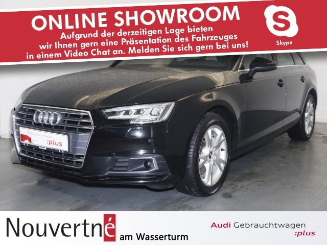 Audi A4 Avant 2.0 TDI sport Stadt Tour VC Standheizung, Jahr 2018, Diesel