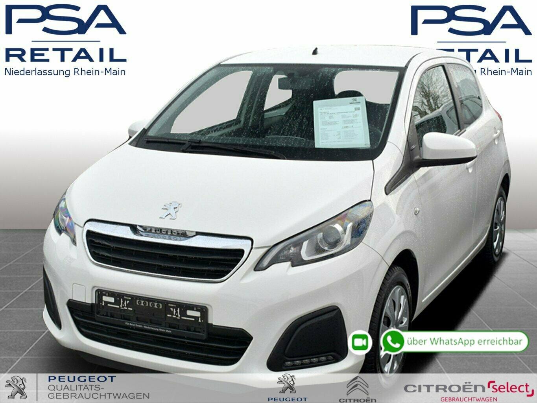 Peugeot 108 VTI 68 Active *Klimaanlage*5-türig*, Jahr 2018, Benzin