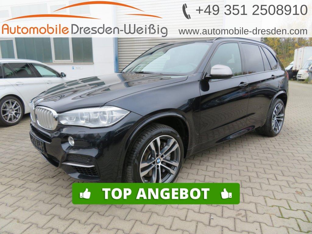 BMW X5 M50d*Pano*HeadUp*Leder Nappa*Kamera*DAB*, Jahr 2017, Diesel