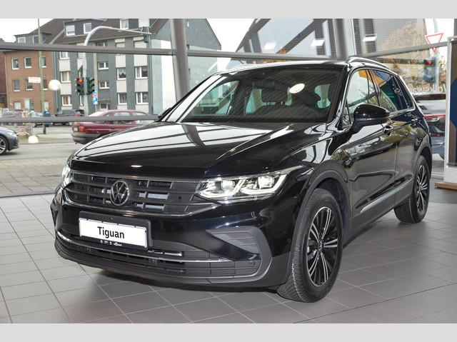 Volkswagen Tiguan 'UNITED' 1,5 l TSI OPF 110 kW (150 PS) 7-Gang-Doppelkupplungsgetriebe DSG, Jahr 2020, Benzin