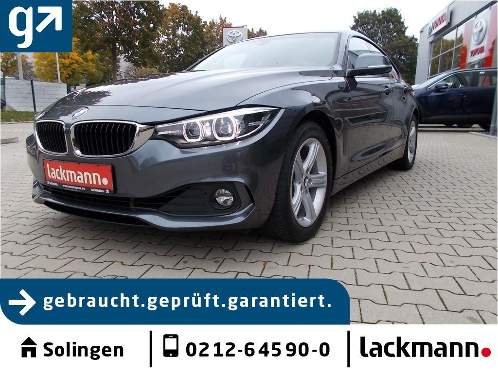 BMW 430i Gran Coupe Aut. Advantage, Jahr 2019, Benzin