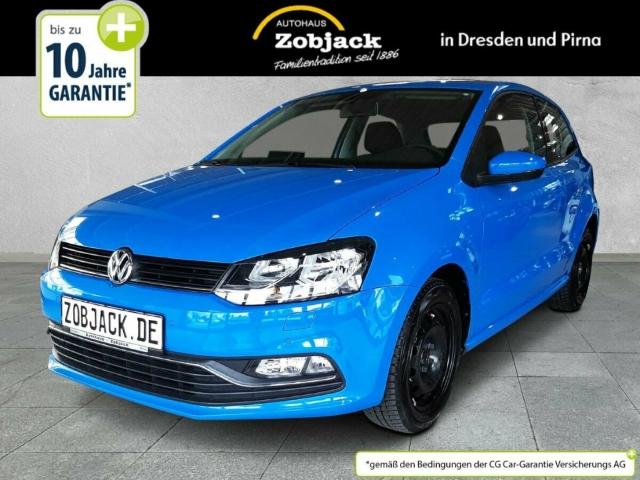 Volkswagen Polo V Comfortline 1.0 S PDC,Klima,SHZ, Jahr 2017, Benzin