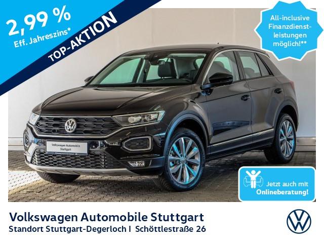 Volkswagen T-Roc 1.6 TDI Comfortline Navi, Jahr 2018, Diesel