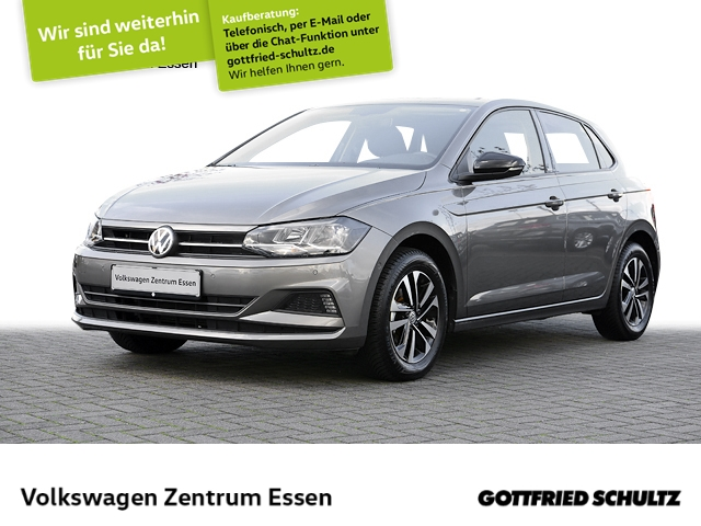 Volkswagen Polo IQ DRIVE 1,0 TSI KLIMA APP-CONNECT GRA ALU15, Jahr 2019, Benzin