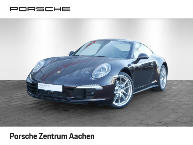 Porsche 991 911 4 Coupe,20'',Abstandsregel,Kamera,Entry&Drive, Jahr 2014, petrol