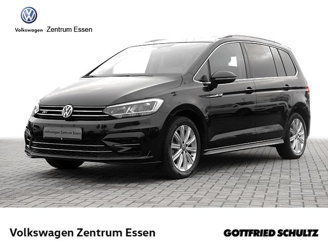Volkswagen Touran Highline 1.5 TSI DSG 7-Sitzer R-LINE LED Navi AHK, Jahr 2019, Benzin