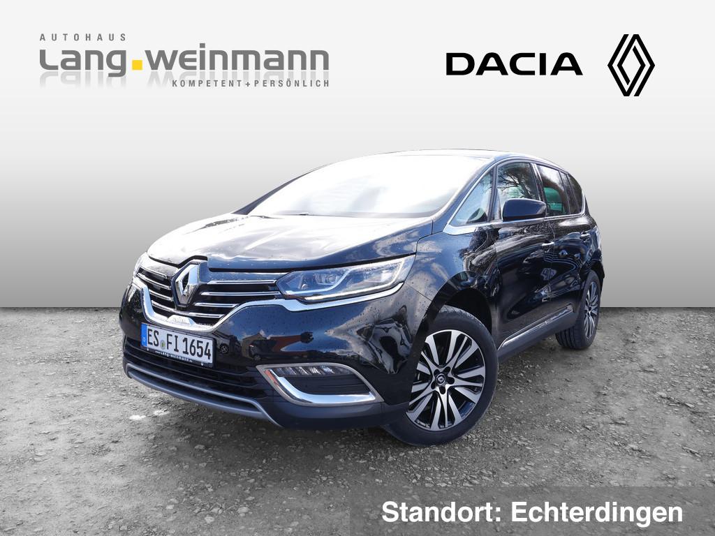 Renault Espace Initiale Paris 1.6 dCi 160, Jahr 2016, Diesel