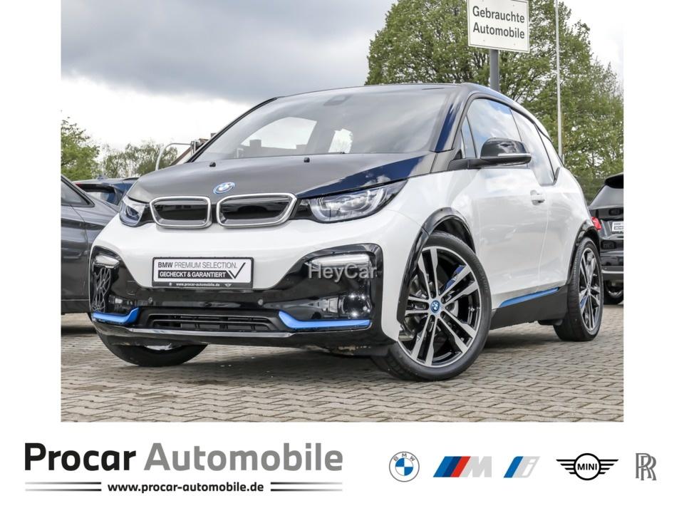 BMW i3s 120Ah *BAFA 5.000,- EUR möglich - GD 20'' DA+, Jahr 2020, Elektro