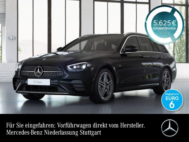 Mercedes-Benz E 300 de T AMG+Pano+360+AHK+MultiBeam+Totw+Keyless, Jahr 2020, Hybrid_Diesel