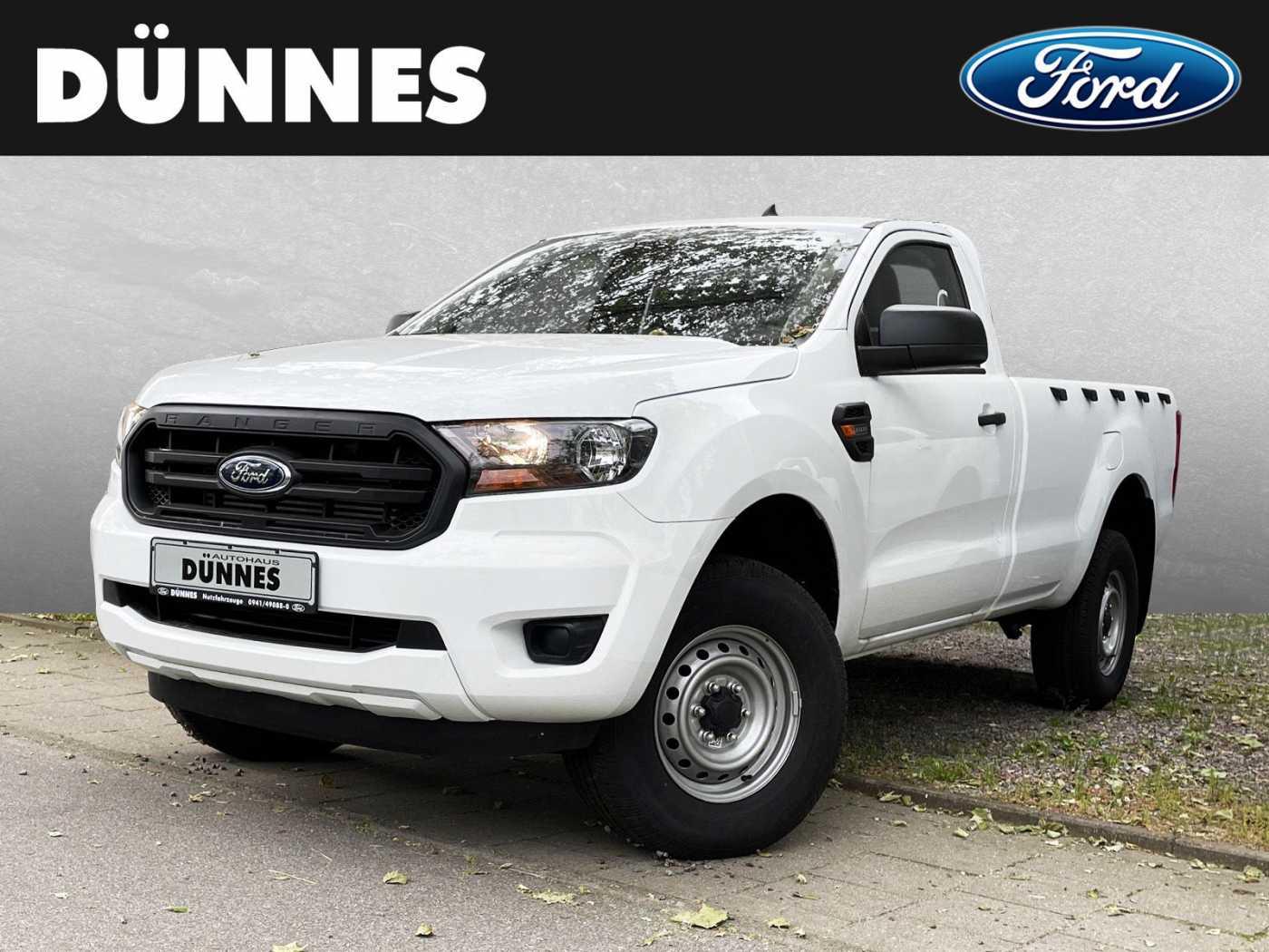 Ford Ranger 2,0 l EcoBlue XL, Jahr 2021, Diesel