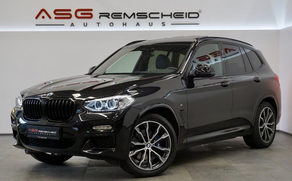 BMW X3 M40 i M Sport *Sport-AbGas *Pano *LED *HK *, Jahr 2019, Benzin