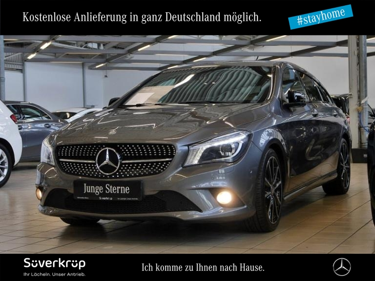 Mercedes-Benz CLA 180 Shooting Brake Urban NIGHT+AHK+KAM+ NAVI, Jahr 2015, Benzin