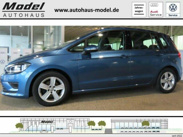 Volkswagen Golf Sportsvan 1.6 TDI BlueMotion Comfortline, Jahr 2014, Diesel